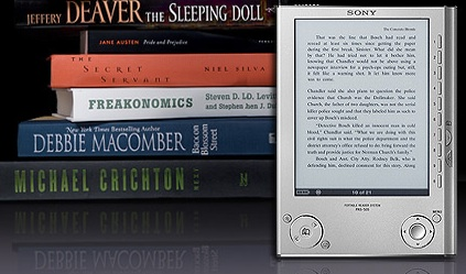 Sony Reader Digital Book