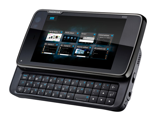 Nokia lança o Internet Tablet N900